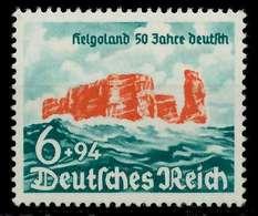 DEUTSCHES REICH 1940 Nr 750 Ungebraucht X93A00E - Germany