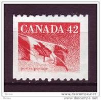#13, Canada, ***NEUF SANS COLLE***,*** MINT NO GUM***, - 1952-.... Règne D'Elizabeth II