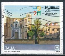 °°° ITALIA 2018 - PALERMO - CAPITALE DELLA CULTURA °°° - 6. 1946-.. Republic
