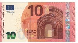 10 EURO  'EB'     DRAGHI    E 007 H1    EB3660681663  /  FDS - UNC - EURO