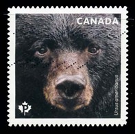 Canada (Scott No.3193 - Bears) (o) Adhesive From BK - 1952-.... Règne D'Elizabeth II