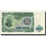 Billet, Bulgarie, 100 Leva, 1951, 1951, KM:86a, SUP - Bulgarie
