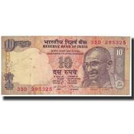 Billet, Inde, 10 Rupees, Undated (1996), KM:89a, NEUF - Inde