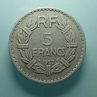 France 5 Francs 1952 Closed 9 - J. 5 Francs