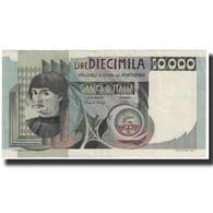 Billet, Italie, 10,000 Lire, KM:106a, SUP - [ 2] 1946-… : Repubblica