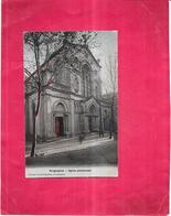 DRAGUIGNAN - 83 - CPA COLORISEE - Eglise Paroissiale - ROY1 - - Draguignan