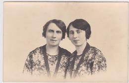 Aalst - Deelgemeente Moorsel (FOTOKAART Van 2 Dames) - Aalst