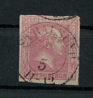 Preussen: 1 Sgr. MiNr. 10 1858 Gestempelt / Used / Oblitéré - Preussen