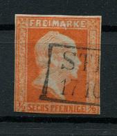 Preussen: 1/2 Sgr. - 6 Pfe. MiNr. 13 1859 Gestempelt / Used / Oblitéré - Preussen (Prussia)