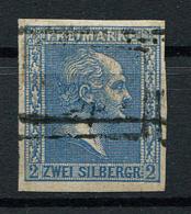 Preussen: 2 Sgr. MiNr. 11 1858 Gestempelt / Used / Oblitéré - Preussen (Prussia)