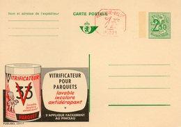 Carte Publibel 2511F P021 (Liège) - Vitrificateur Pour Parquets - Stamped Stationery