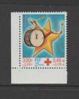 FRANCE / 1999 / Y&T N° 3288a ** : Croix-Rouge (Etoile Au Tambour) De Carnet X 1 CdC Inf G - France