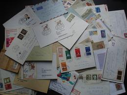 Allemagne, Lot De Plus De 200 Lettres Et Cartes à Trier  Voir Photos De Détail ! (Deutschland) - Collections