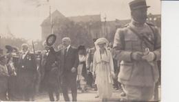 57 THIONVILLE   President POINCARE  THIONVILLE 1920 - Thionville