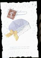 BONNET SAINTE CATHERINE - Brodées