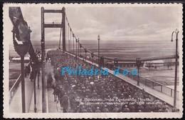 Zemun Bridge Testing, Mailed 1935 - Serbia