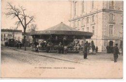 Ivry-sur-Seine-Mairie Et Fête Foraine - Ivry Sur Seine