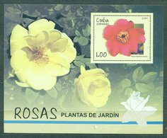 Sale - Cuba 2007 Roses  (MNH)  - Flowers, Roses - Roses