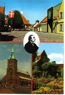 Danemark Danmark Odense N°2002 10 VOIR DOS - Dänemark