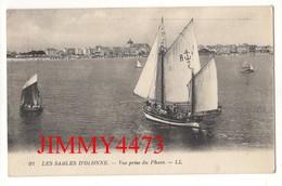 CPA - LES SABLES D'OLONNE 85 Vendée - Vue Prise Du Phare En 1932 - N° 93 - L L - Edit. Lévy Et Neurdein Paris - Sables D'Olonne
