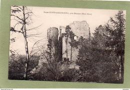 Ruine SCHWARZENBOURG   PRES DE MUNSTER - Otros Municipios