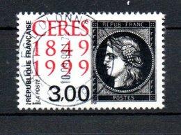 B130 France Avec Oblitérations Rondes N° 3211 - Oblitérés