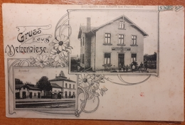 Gruss Aussi Metzerwiese.E20 - Francia