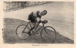 S4277 Cpa Cyclisme Hedspath, Américain - Cyclisme
