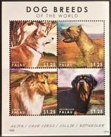 Palau 2012**Mi.3236-39  Dogs , MNH [11;237] - Dogs
