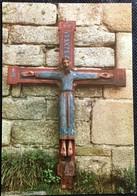 . Cristo En Majestad. Pirineos. - Jesus