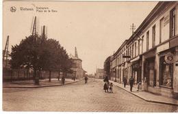 WETTEREN STATIEPLEIN 1926 - Wetteren