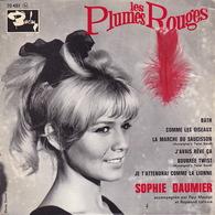 DAUMIER SOPHIE - EP - 45T - Disque Vinyle - Les Plumes Rouges - 70481 - Sonstige - Franz. Chansons