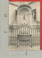 CARTOLINA VG BELGIO - BRUXELLES - Monument Manneken Pis - 9 X 14 - 1920 - Monumenti, Edifici