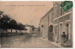 Nalliers-Le Champ De Foire Et La Rue - Autres Communes