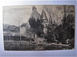 FRANCE - INDRE ET LOIRE - VILLELOIN-COULANGE - L'Abbaye Et L'ndrois - Otros Municipios
