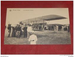 MILITARIA - ARMEE BELGE -   Un Aéroplane Militaire - Materiaal