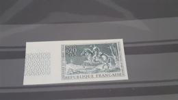 LOT 494311 TIMBRE DE FRANCE NEUF** LUXE NON DENTELE N°1406 - France