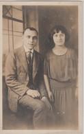 Arménie Couple Arménien (2 Scann.) - Arménie