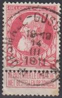 """(37) Cat Nr: 74 Dépot-Relais """" Orsmael-Gussenhoven +50 """" ( 2 Scans) - 1905 Thick Beard"""