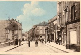 Algrange -   Centre  Du  Village. - Frankreich