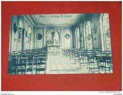 AALST  -  ALOST  - Collège St Joseph  - Chapelle De La Congrégation  -  1908 - Aalst
