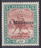 Sudan Soudan 1903 Kultur Culture Postwesen Wüsten Deserts Kamelreiter Kamele Camels Tiere Animals, Mi. 28 ** - Sudan (1954-...)