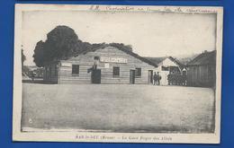 BAR-LE-DUC    La Gare Foyer Des Alliés       Animées     écrite En 1918 - Bar Le Duc