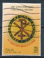 °°° ITALIA 2019 - CIRCOLO S. PIETRO °°° - 6. 1946-.. Repubblica