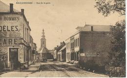 MARIEMBOURG : Rue De La Gare - Cachet De La Poste 1932 - Couvin