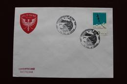 CINQUANTENAIRE DE L OUVERTURE DE LA ROUTE DU COL DE L 'ISERAN 1937-1957 (correspondance Philatelique)... - France