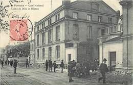 - Dpts Div.-ref-AR801- Hauts De Seine - Puteaux -quai National - Usine De Dion Et Bouton - Usines - Industrie Automobile - Puteaux