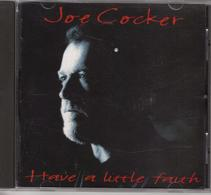 "JOE COCKER ""HAVE A LITTLE FAITH"" CD - Rock"