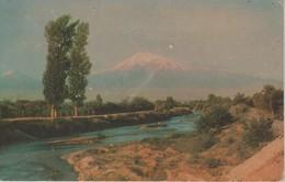 Arménie   Mont Ararat - Arménie