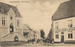MARIEMBOURG : Route De Roly - Cachet De La Poste 1934 - Couvin